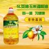 三状元茶油调和油5L超值装 山茶油玉米油调和 健康食用油