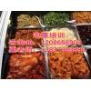 传授酱腌菜做法配方 安阳泡菜技术培训 哪里教酱菜正宗