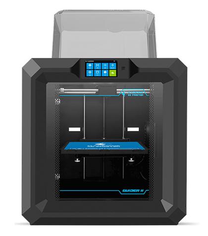 闪铸Guider II引领者大尺寸桌面3D打印机浙江