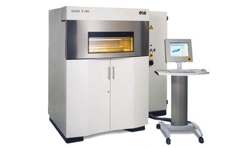 EOS P760—大尺寸SLS尼龙/塑料3D打印机高强度多材料汽车零部件浙江